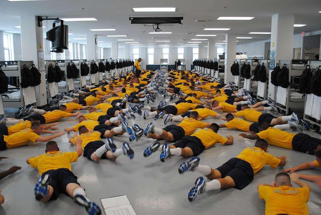 Training camp Exercises: Fun, Motivational and Effective Training Exercises