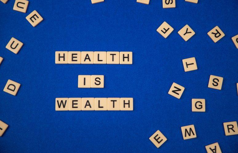 Wealth or health imbalance